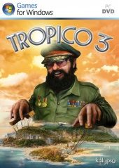 Box shot of Tropico 3 [North America]