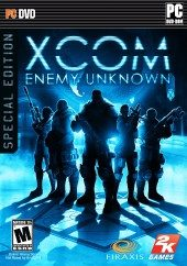 Box shot of XCOM: Enemy Unknown [North America]