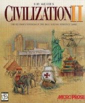 Box shot of Civilization II [North America]