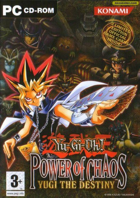 Descargar Yu-Gi-OH! todas las temporadas+Peliculas+Juegos PC