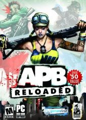 Box shot of APB Reloaded [North America]