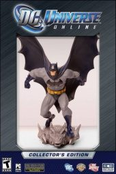 Box shot of DC Universe Online [North America]