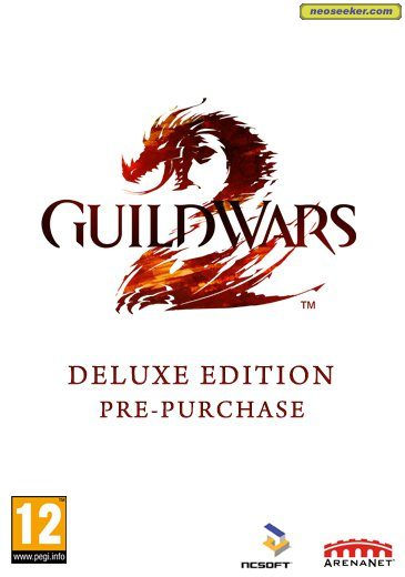 Guild Wars 2 - PC - PAL (Europe)