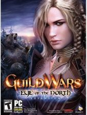 Guild Wars: Eye of the North (North America Boxshot)