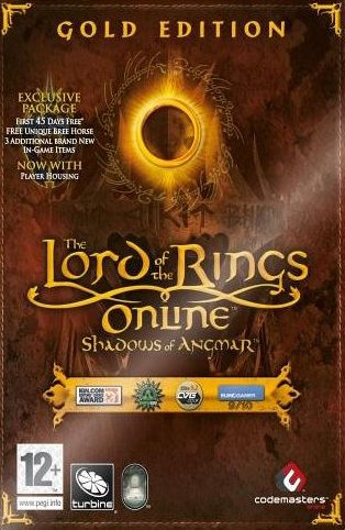 The Lord of the Rings Online: Shadows of Angmar - PC - PAL (Europe)