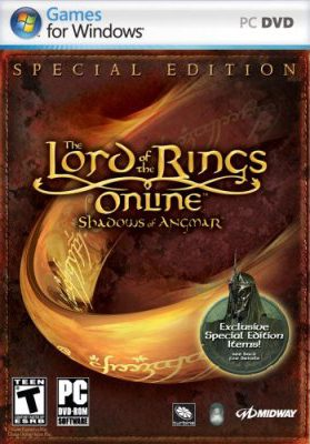 The Lord of the Rings Online: Shadows of Angmar - PC - NTSC-U (North America)