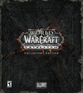 Box shot of World of Warcraft: Cataclysm [North America]