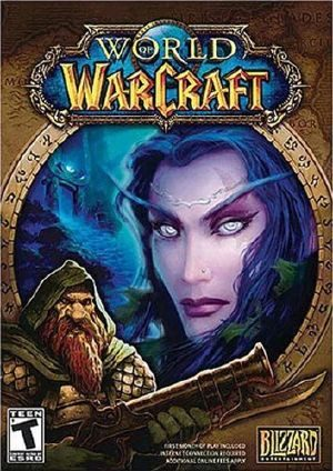World of Warcraft - PC - PAL (Europe)