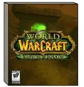 Box shot of World of WarCraft: The Burning Crusade [North America]