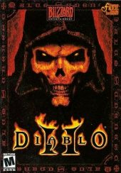 Diablo II (North America Boxshot)
