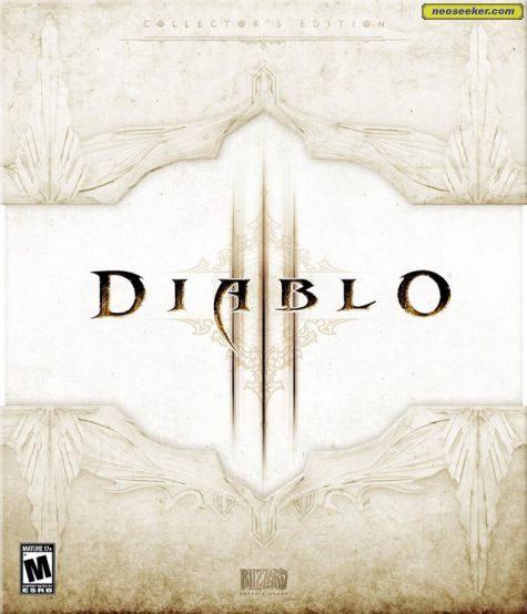 Diablo III - PC - NTSC-U (North America)