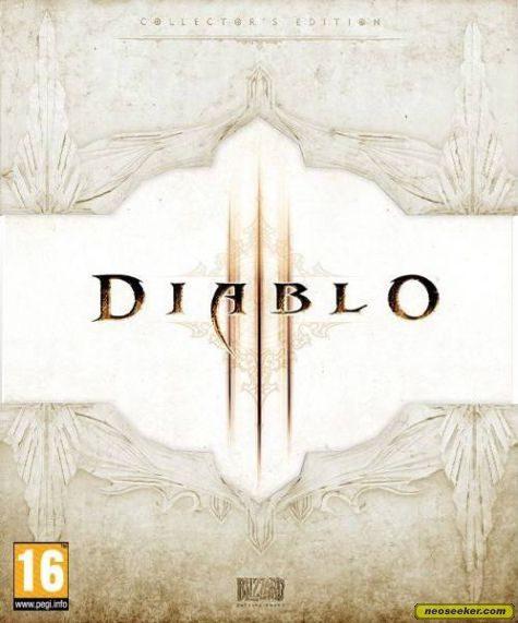 Diablo III - PC - PAL (Europe)