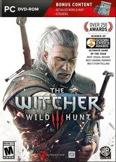 Box shot of The Witcher 3: Wild Hunt [North America]