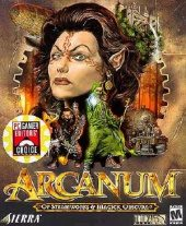 Box shot of Arcanum [North America]