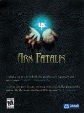 Box shot of Arx Fatalis [North America]