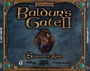 Baldur's Gate II: Shadows of Amn - PC - NTSC-U (North America)