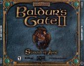 Baldur's Gate II: Shadows of Amn (North America Boxshot)