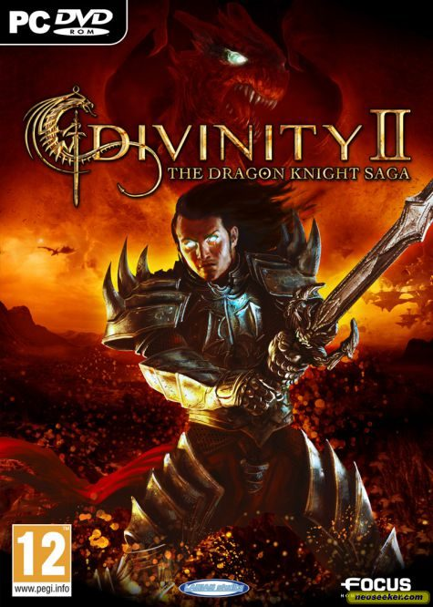 Divinity II: The Dragon Knight Saga - PC - PAL (Europe)