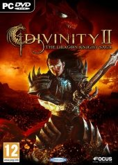 Divinity II: The Dragon Knight Saga (Europe Boxshot)