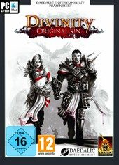 Box shot of Divinity: Original Sin [Europe]