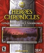 Box shot of Heroes Chronicles: Conquest of the Underworld [North America]