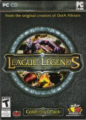 Box shot of League of Legends [North America]