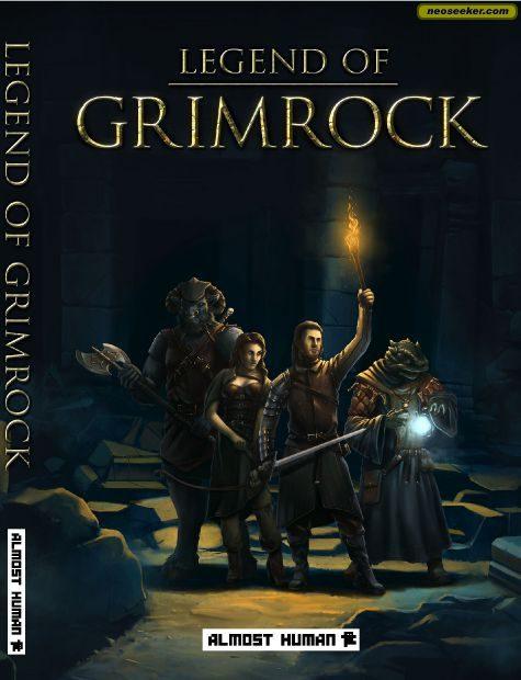 Legend of Grimrock - PC - NTSC-U (North America)