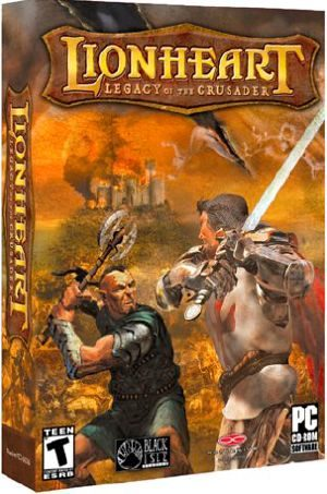 Lionheart - PC - NTSC-U (North America)