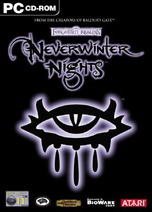 Neverwinter Nights - PC - PAL (Europe)