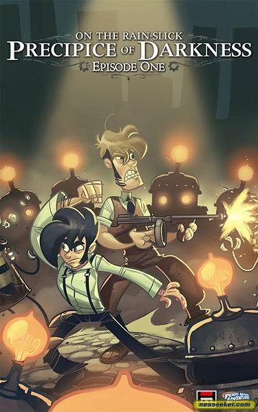 Penny Arcade Adventures: On the Rain-Slick Precipice of Darkness, Episode One - PC - NTSC-U (North America)
