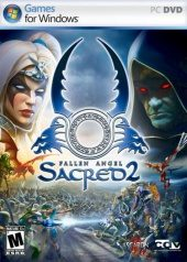 Box shot of Sacred 2: Fallen Angel [North America]
