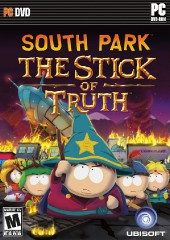 Box shot of South Park: The Stick of Truth [North America]