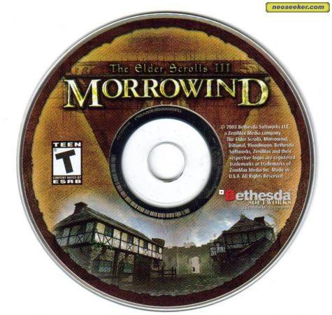 The Elder Scrolls III: Morrowind - PC - NTSC-U (North America)