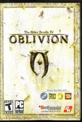 Box shot of The Elder Scrolls IV: Oblivion [North America]