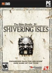 The Elder Scrolls IV: The Shivering Isles NTSC-U (North America) front boxshot