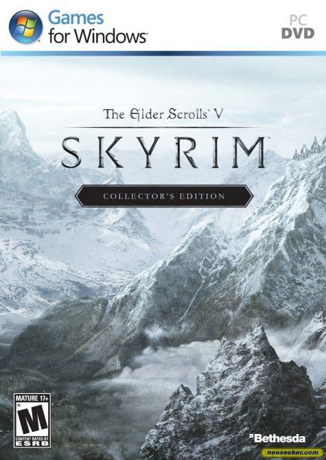 The Elder Scrolls V: Skyrim - PC - NTSC-U (North America)