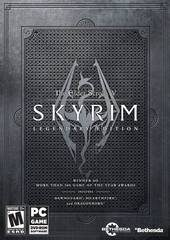 The Elder Scrolls V: Skyrim (North America Boxshot)
