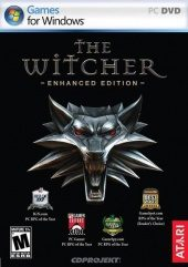 Box shot of The Witcher: Enhanced Edition [North America]