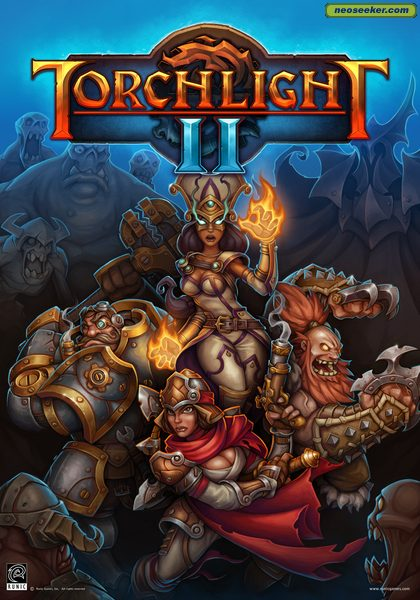 Torchlight II - PC - NTSC-U (North America)
