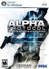 Box shot of Alpha Protocol [North America]