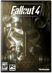 Box shot of Fallout 4 [North America]
