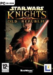 Box shot of Star Wars: Knights of the Old Republic [Europe]