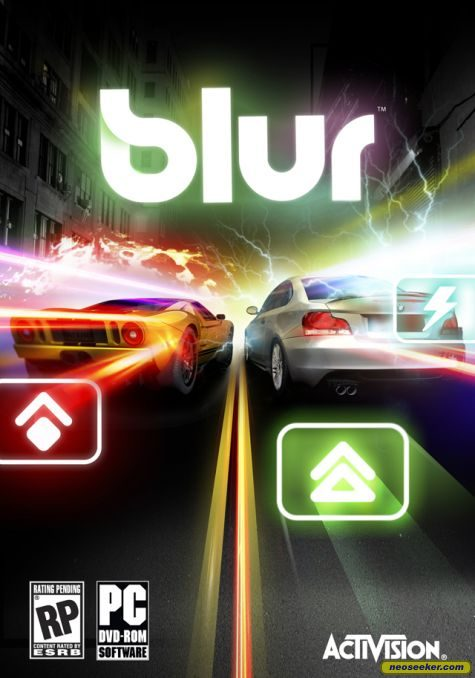 Blur - PC - NTSC-U (North America)