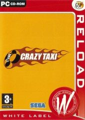 Box shot of Crazy Taxi [Europe]