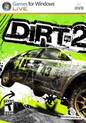 Box shot of DiRT 2 [North America]