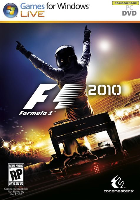 F1 2010 - PC - NTSC-U (North America)