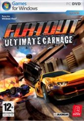 Box shot of FlatOut: Ultimate Carnage [Europe]