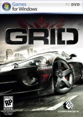 Box shot of GRID [North America]