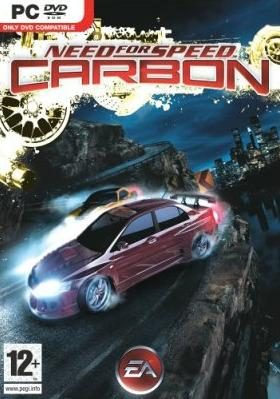 Need For Speed Carbon - PC - PAL (Europe)