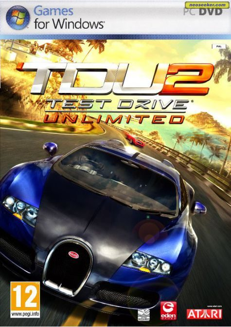 Test Drive Unlimited 2 - PC - PAL (Europe)